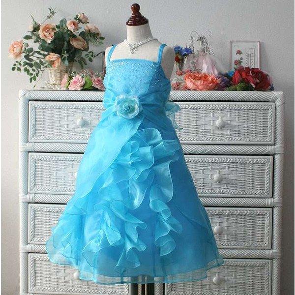 画像1: 子供ドレス  ナディア キッズドレス コンクール 演奏会 ジュニアドレス (1)