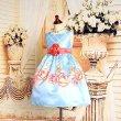画像7: 薔薇のお姫様ドレス (7)