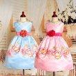 画像1: 薔薇のお姫様ドレス (1)