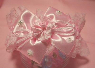 画像1: 【ベビーフォーマルドレス用 ヘアバンド】 お宮参り 出産祝い ベビー ヘアバンド ドレス フォーマル ウエディング